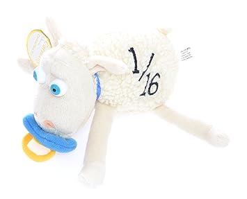 Amazon.com: # 1/16 serta Oveja Bebé con chupete: Baby