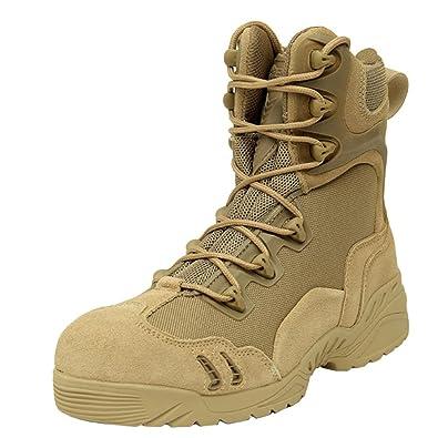 aspect esthétique nouveau pas cher hot-vente authentique nihiug Bottes De Randonnée Haut-Haut pour Hommes Chaussures ...