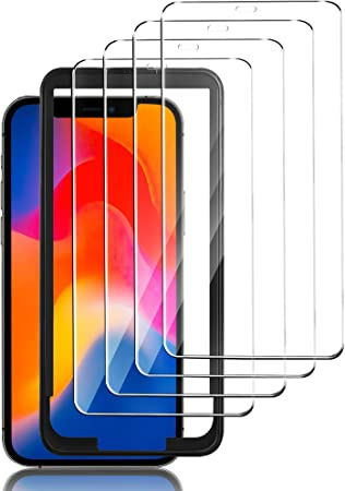 Gesma 4 Stück Schutzfolie Kompatibel Mit Iphone 12 Pro Elektronik