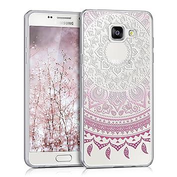 kwmobile Funda para Samsung Galaxy A5 (2016): Amazon.es: Electrónica