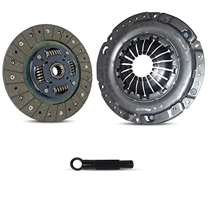 Amazon.com: Clutch Kit Works With Saturn Vue Base Sport Utility 4-Door 2002-2006 2.2L 134Cu. In. l4 GAS DOHC Naturally Aspirated: Automotive