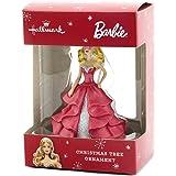 Hallmark 2015 Holiday Barbie Christmas Ornament