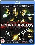 Pandorum [Blu-ray] [Import anglais]