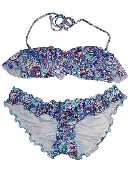 Amazon.com: Victoria s Secret 2pc traje de baño bikini Set ...