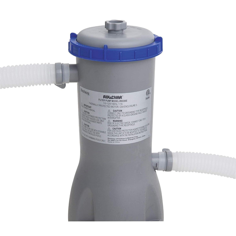 Amazon.com: Bestway - Cartucho de filtro de piscina tipo III ...