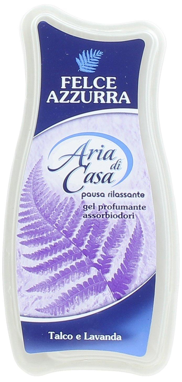 Felce Azzurra - Aire Casa, perfumando el Olor del Gel Que Absorbe, Talco y Lavender, 140 g Paglieri 53693208