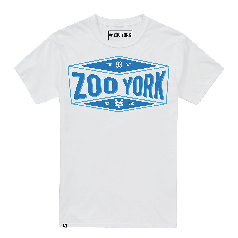 TALLA S. Zoo York Concave Camiseta para Hombre