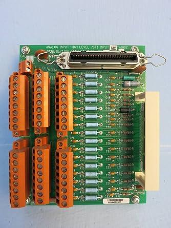 Honeywell 51304453-150 S Analog Input High Level MC-TAI0H02 51304452-100 D PLC