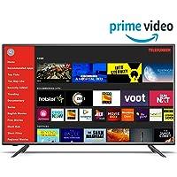Telefunken 124 cm (49 Inches) Full HD Smart LED TV TFK50S (Black) (2019 Model)