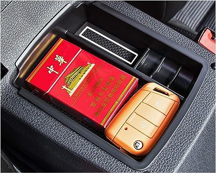 Lfotpp Mittelarmlehne Aufbewahrungsbox Für Golf 7 Mk7 Mittelkonsole Organizer Weiß Update Auto