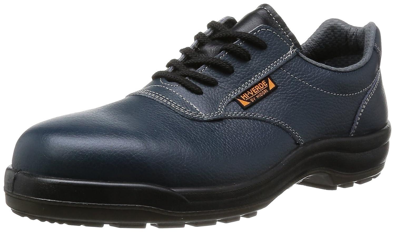 [ミドリ安全] 安全靴 短靴 CF211 B002OXOAMK 25.0 cm|ネイビー ネイビー 25.0 cm