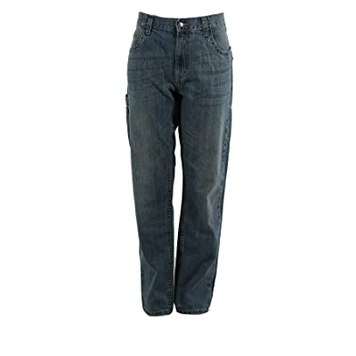 Berne Men's Quarry Carpenter Jean at Men's Clothing store