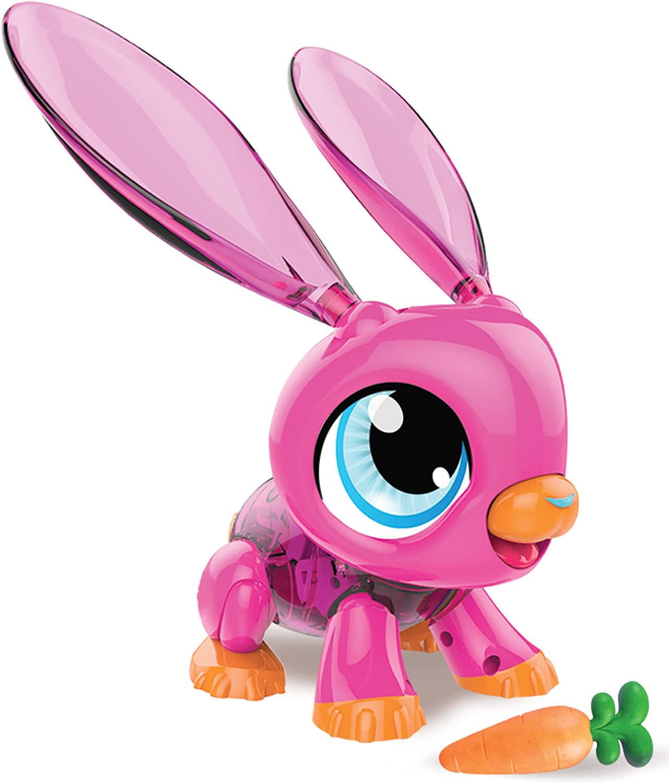 Build a Bot Construir un Bote Conejo Robot Mascota