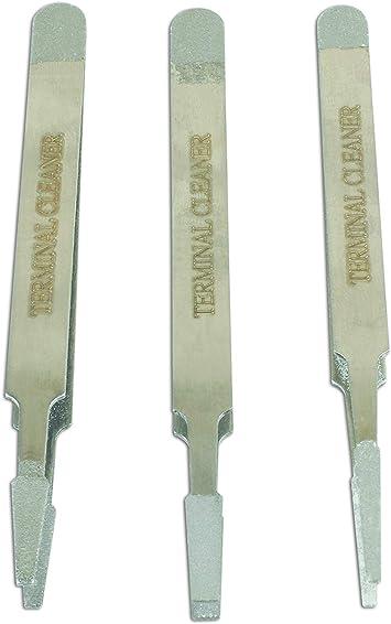 Diamond Terminal Cleaner Set 3pc 6546 par laser