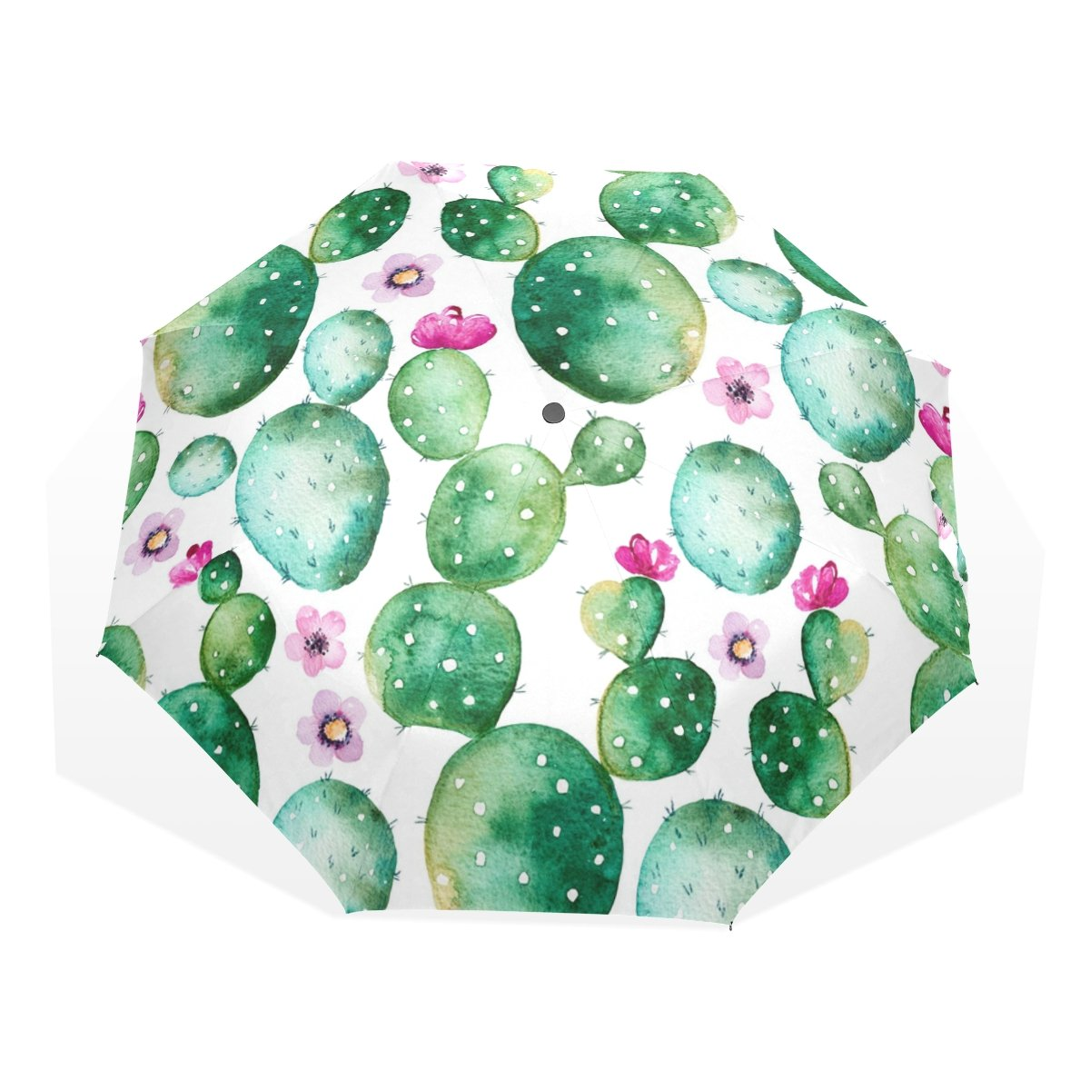 leisisi Personalizedファッション傘防風折りたたみトラベルコンパクト傘 B076ZJ89S8umbrella-1