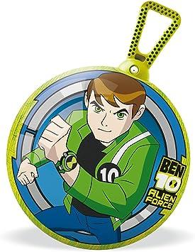 Mondo Ben 10 - Pelota para Saltar: Amazon.es: Juguetes y juegos