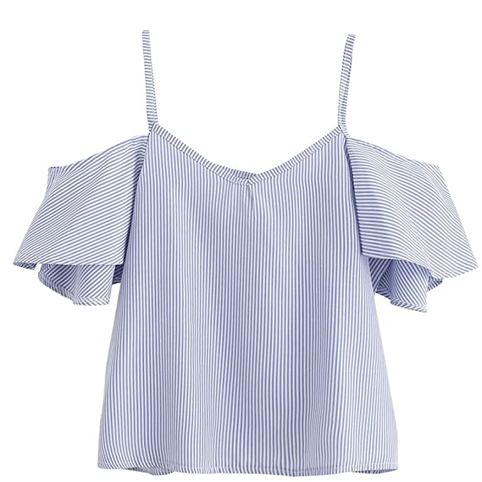 d6436ca3c7 Camisetas de Tirantes Para Mujer