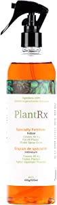 PlantRx Plant Fortifier/Fertilizer - Grow Your Plants Stronger and Healthier with Plant Fertilizer Spray - 100% Certified Organic and Easy to Use - Perfect Gift Idea for Gardeners | 500 ml