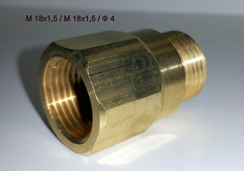 M18 X 1,5 Φ4 ENGINE LAMBDA SONDA SENSOR FOOLER EMULATOR CHECK ENGINE SOLUTION