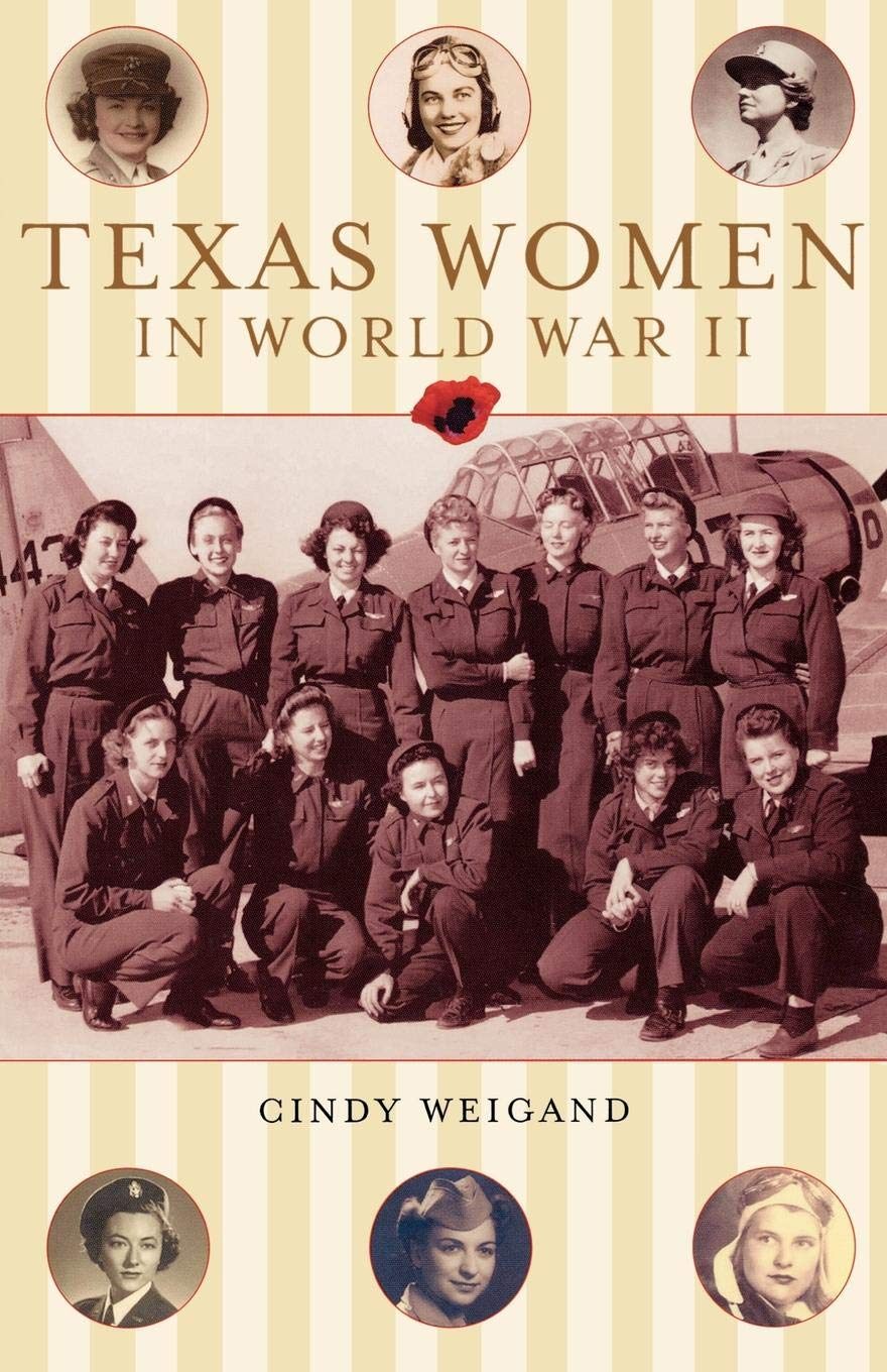 Download Texas Women in World War II pdf