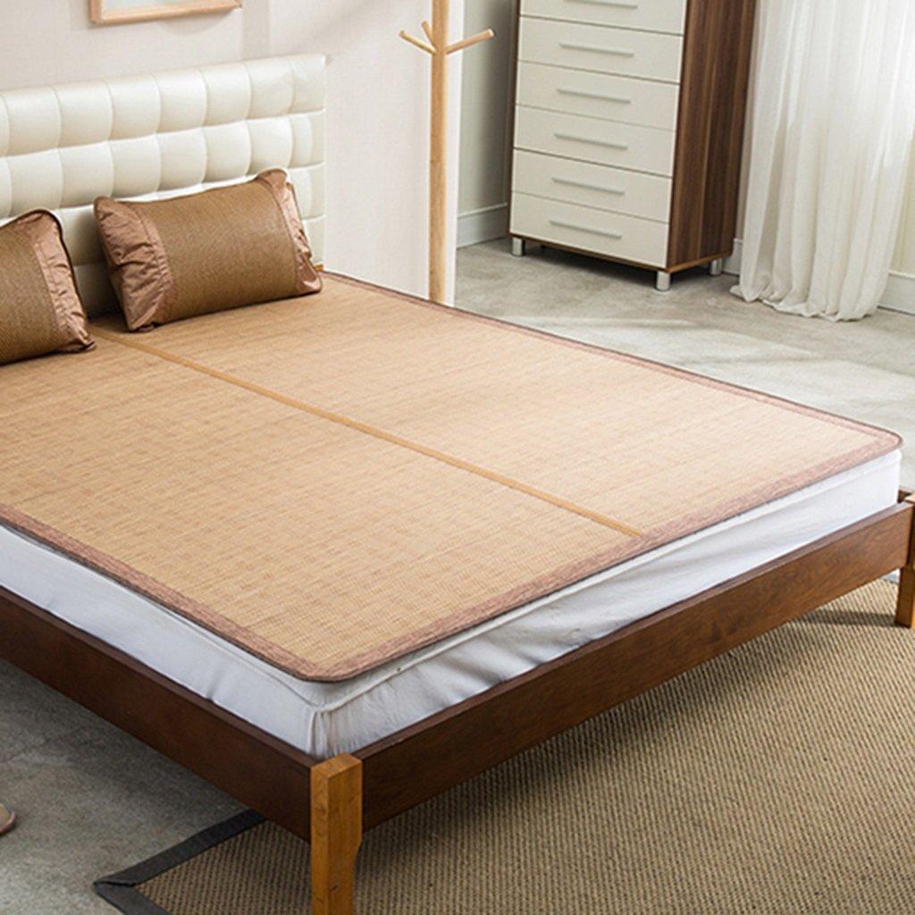 Ren Chang Jia Shi Pin Firm Bamboo mat bamboo mat folding mat summer mat family dormitory mat tatami hotel mat soft comfortable cool mattress mat yoga mat