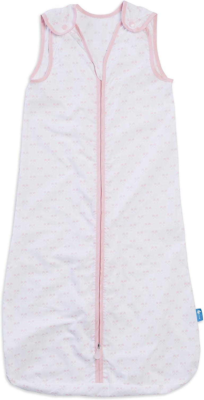 Instinct Parental Sac de couchage anti-moustiques pour b/éb/é Tog 0,5 blanc blanc//gris 0-6 mois