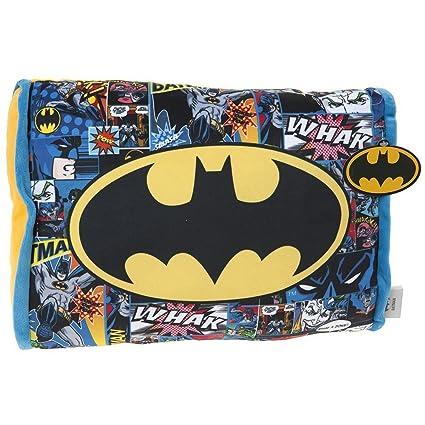 Cojin Batman Cuadrado 35cm: Amazon.es: Hogar
