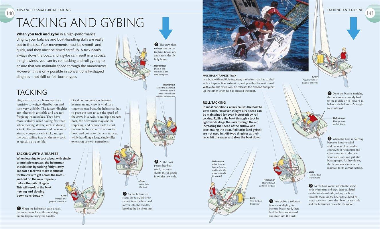 Theplete Sailing Manual, Third Edition: Dk Publishing, Steve Sleight:  0690472089698: Amazon: Books