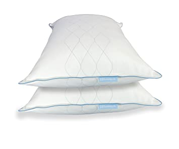 support gusseted gallery x for cushion reviews precision jumbo pillows your sleepers side pillow posturepedic sealy shop firm