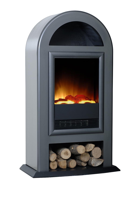 *EWT 114938 Nordic de Luxe Elektrisches Kaminfeuer*
