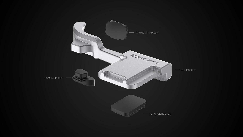 Black Lensmate Thumb Grip for Fujifilm X-E3