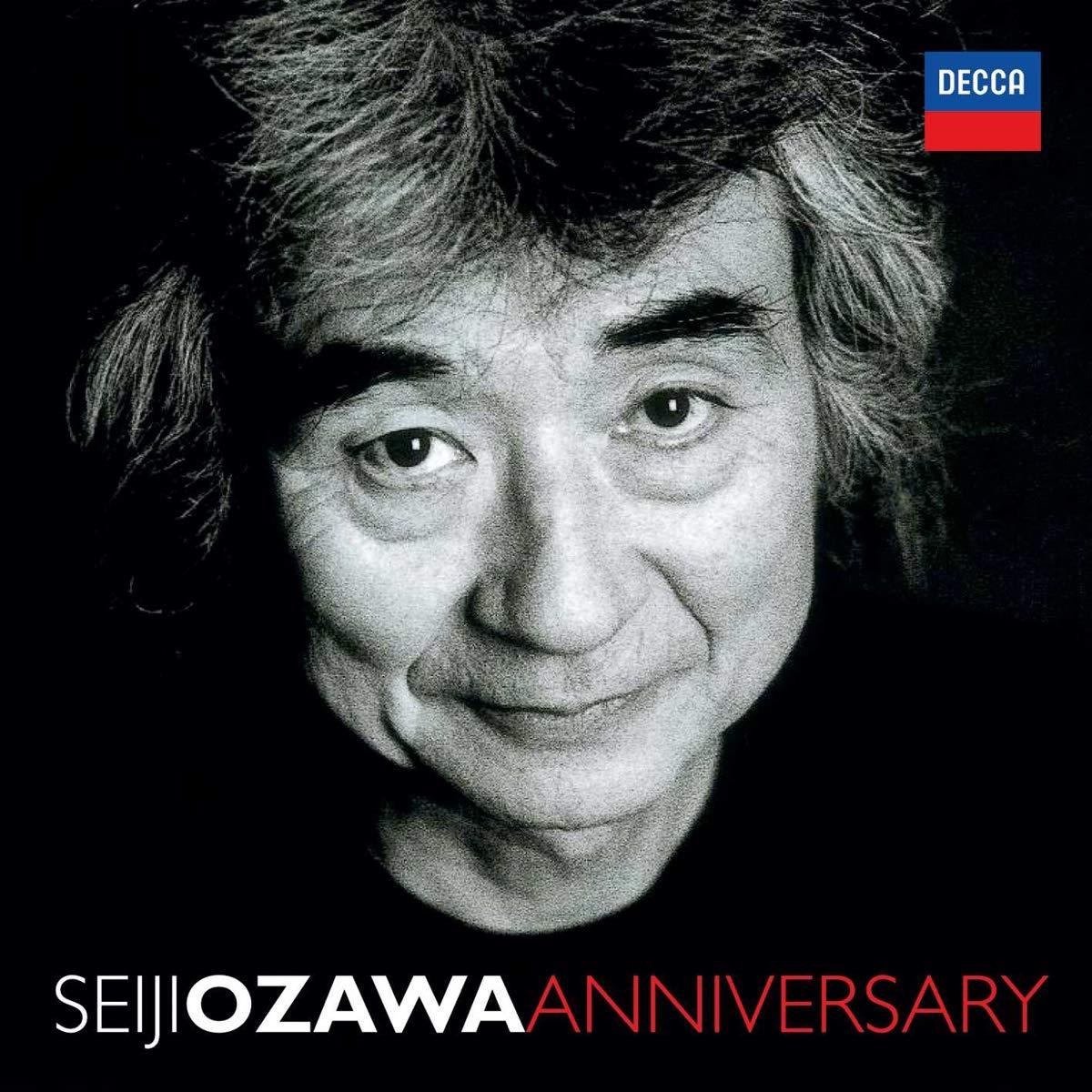Great interest Import Seiji Ozawa Anniversary