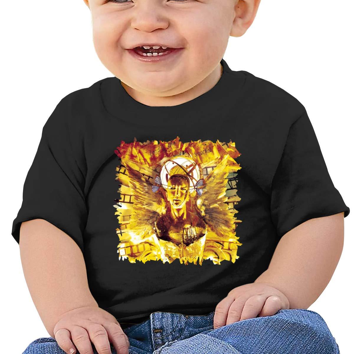 Kangtians Baby Toad The Wet Sprocket Short Sleeve Shirt Toddler Tee