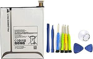 "Dentsing EB-BT355ABE Battery for Samsung Galaxy TAB A 8"" SM-T350 T355C Tab5 P350 EB-BT355ABC EB-BT355ABA with Installation Tools"