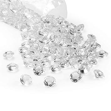 Amazon Acrylic Diamonds Gems Crystal Rocks For Vase Fillers