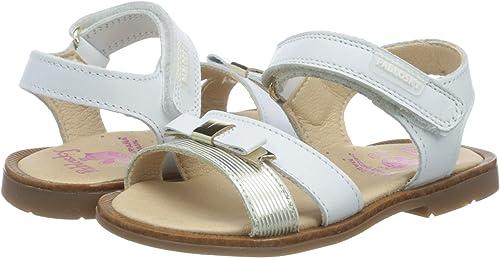 Blanc 20 EU Pablosky Calzado de la Linea StepEasy Sandales 0