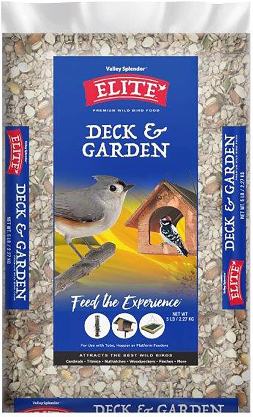 Valley Splendor Elite Deck and Garden