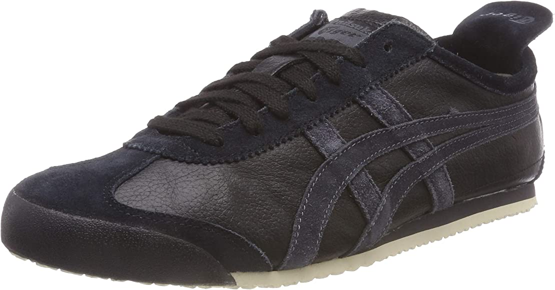 onitsuka tiger mexico 66 vin black dark grey gray usa