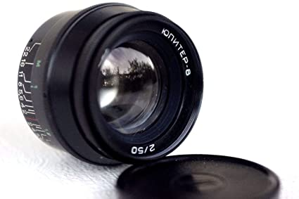 Amazon com : JUPITER 8 Lens for Leica, Zorki, FED and other