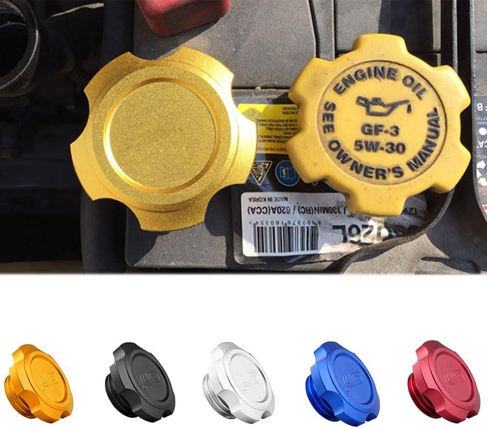 RED Billet Engine Oil Filler Cap Cover FIT For Subaru WRX Impreza Forester