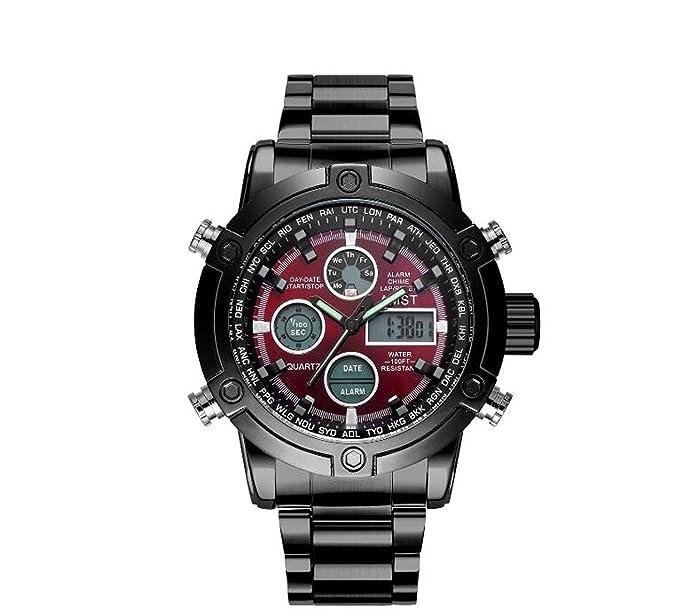 Smart Watch Cuenta Regresiva multifunción Reloj Inteligente Explosivo Reloj Deportivo dominacionista Hombres, Regalos, Deportes