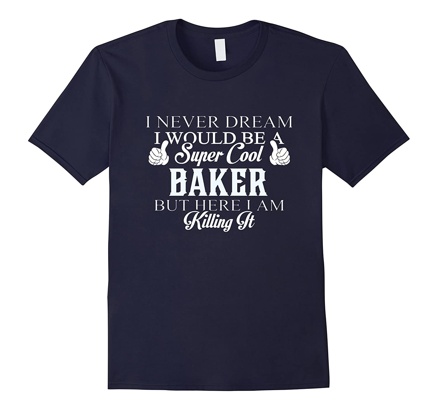 Dreamed would super cool Baker killing it-CD