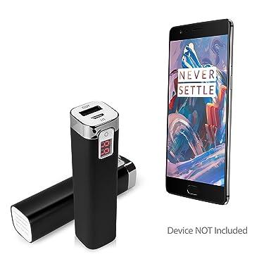 OnePlus OnePlus 3 Cargador, BoxWave [Rejuva paquete de ...