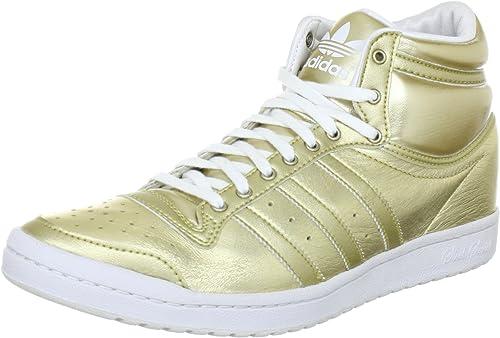 adidas Originals Women's TOP Ten HI Sleek W Low Top Sneakers