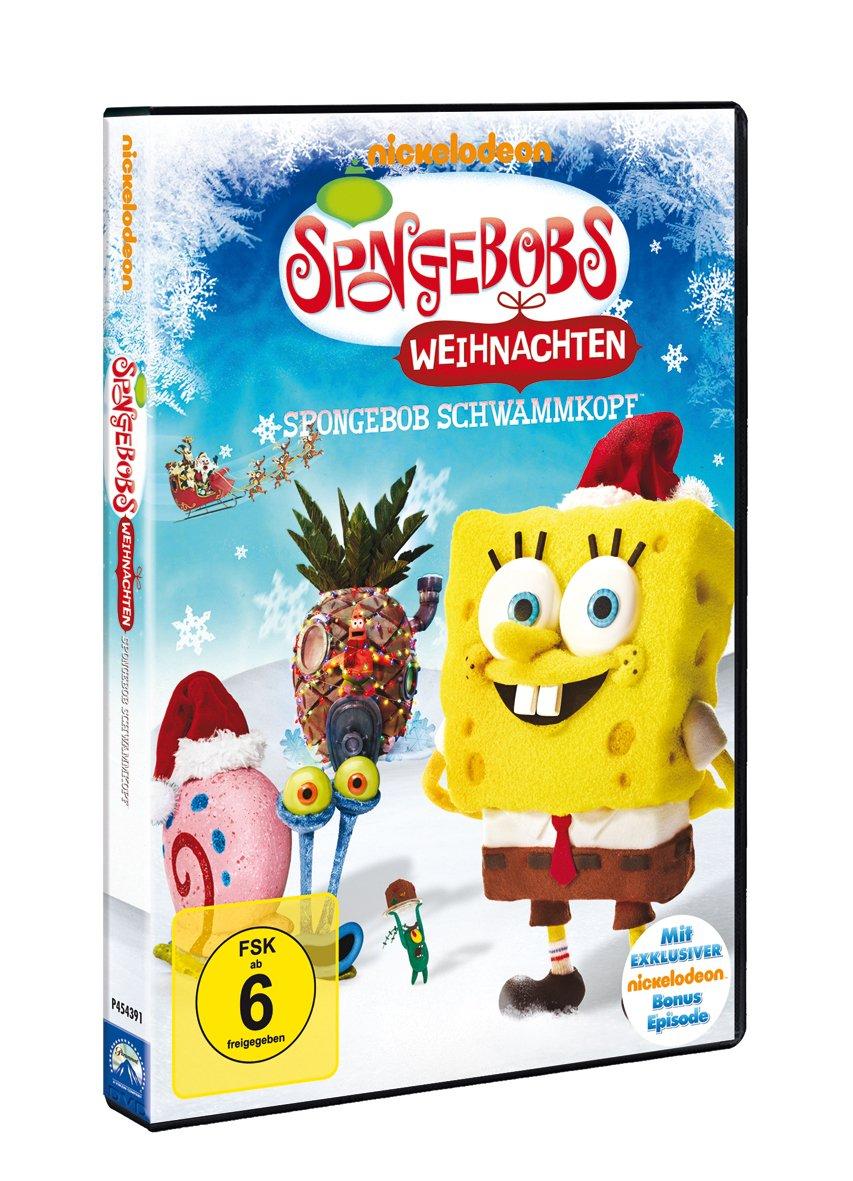 SpongeBob Schwammkopf - SpongeBobs Weihnachten: Amazon.de: Various ...