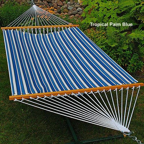 Algoma Sling Hammock – Blue Blue Stripe 11ft