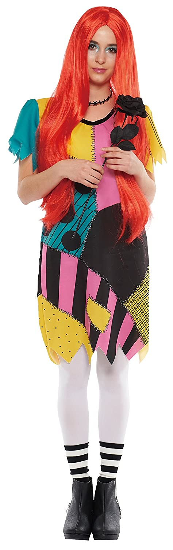 Nightmare Sally costume for Women Height 155-165cm 95852