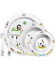 Philips Avent SCF716/00 Großes ESS-Lern-Set für die ganze Entwicklung des Kindes