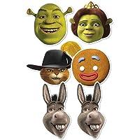 Star Cutouts - SMP353Máscara de cartón de Shrek