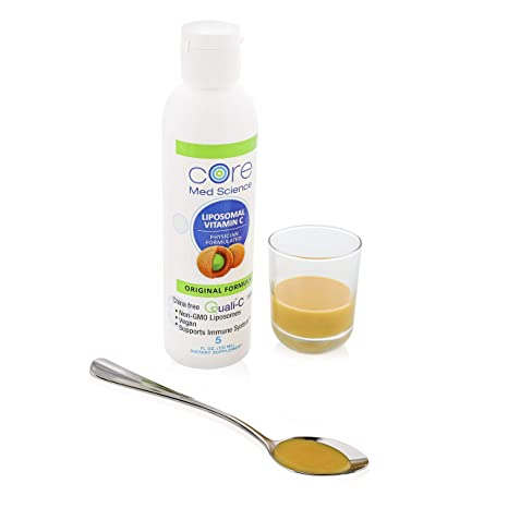 Amazon.com: Vitamina Liposomal optimizada C 1000 mg líquido ...